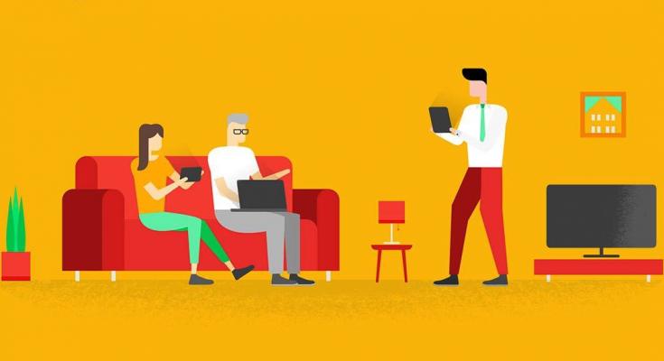 Milenials y dispositivos moviles