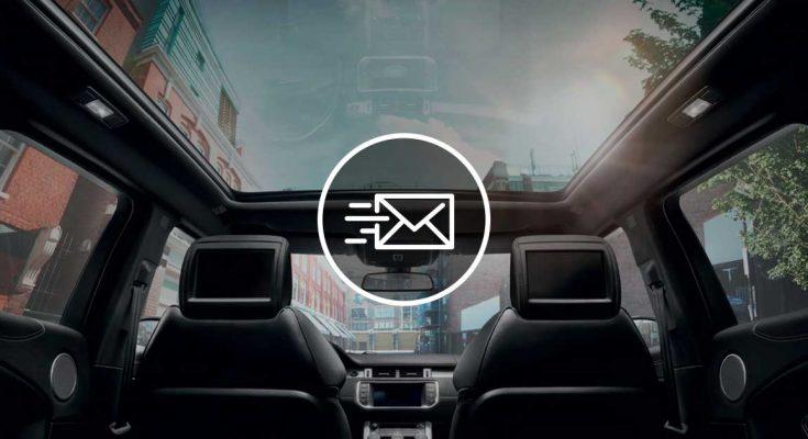 Mail marketing automotriz